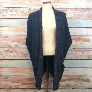 ATHLETA Open Front Knit Cardigan